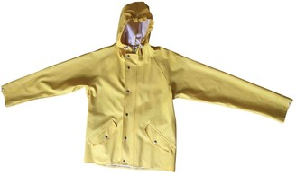 Norse Projects Yellow Polyester Jackets