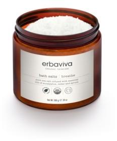 Erbaviva Breathe Bath Salt, 20 oz