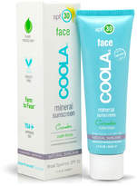 Coola SPF 30 Cucumber Matte Finish Sunblock