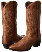 Dan Post Milwaukee R Toe Cowboy Boots