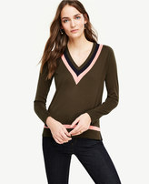Ann Taylor Petite Cricket Sweater