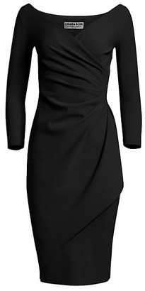 Chiara Boni Charisse Sheath Dress