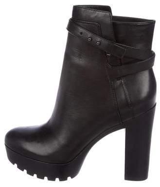 Pour La Victoire Emme Platform Ankle Boots