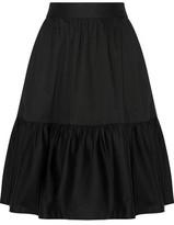 Splendid Cotton-Poplin Skirt