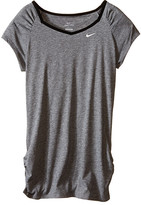 Nike YA Dri-FITTM Cool S/S Top (Little Kids/Big Kids)