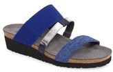 Naot Footwear Women's 'Brenda' Slip-On Sandal