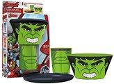 Stacking Meal Set - Hulk (AVENGERS)