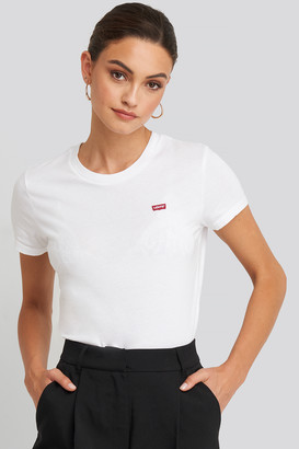 Levi's Perfect Tee Small Batwing Black