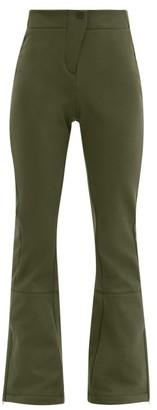 Fusalp Tipi Iii Soft-shell Ski Trousers - Green