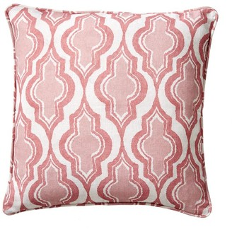 Pottery Barn Addie Geo Printed Pillow Cover