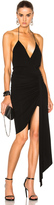 Alexandre Vauthier Deep V Mini Dress