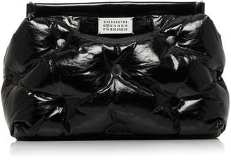 Maison Margiela Glam Slam Patent Leather Bag