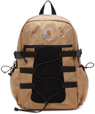Carhartt Work In Progress Tan Delta Backpack