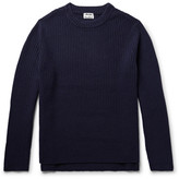 Acne Studios Nicholas Ribbed Wool Sweater