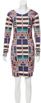 Mara Hoffman Printed Bodycon Dress