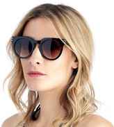 Sole Society Miranda Mid-Size Square Sunglasses