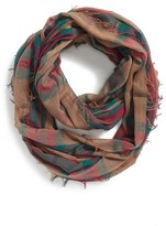 BP Junior Women's Plaid Infinity Scarf