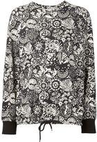 Chloé floral pattern sweatshirt