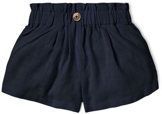 Seed Heritage Linen Shorts