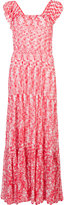 Missoni knitted maxi dress