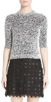 Carven Women's Knit Elbow Sleeve Sweater
