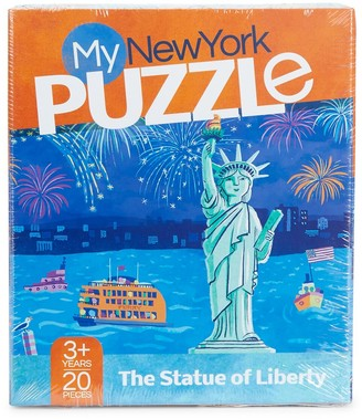 Workman Publishing My New York 20-Piece Puzzle Set