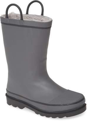Western Chief Winterchief Faux Fur Lined Waterproof Rain Boot