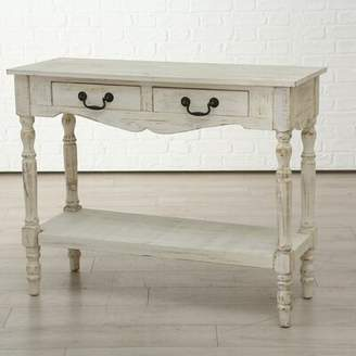 Ophelia & Co. Bentleyville French Country Console Table & Co.