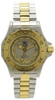 Tag Heuer 3000 934.208 Professional200 Stainless Steel & Gold Plated Quartz 28mm Women