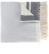 Forte Forte woven stripe scarf - women - Linen/Flax/Polyamide/Virgin Wool - One Size
