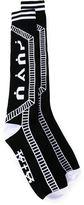 Kokon To Zai intarsia knit socks