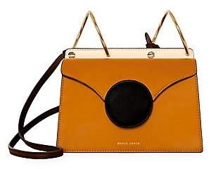 Danse Lente Women's Mini Phoebe Accordion Leather Bag
