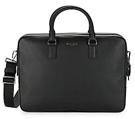 ac82a6240bea Michael Kors Men's Bryant Leather Briefcase