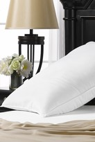 Single 550 Thread Count Fill Power Down Cotton Pillow - White