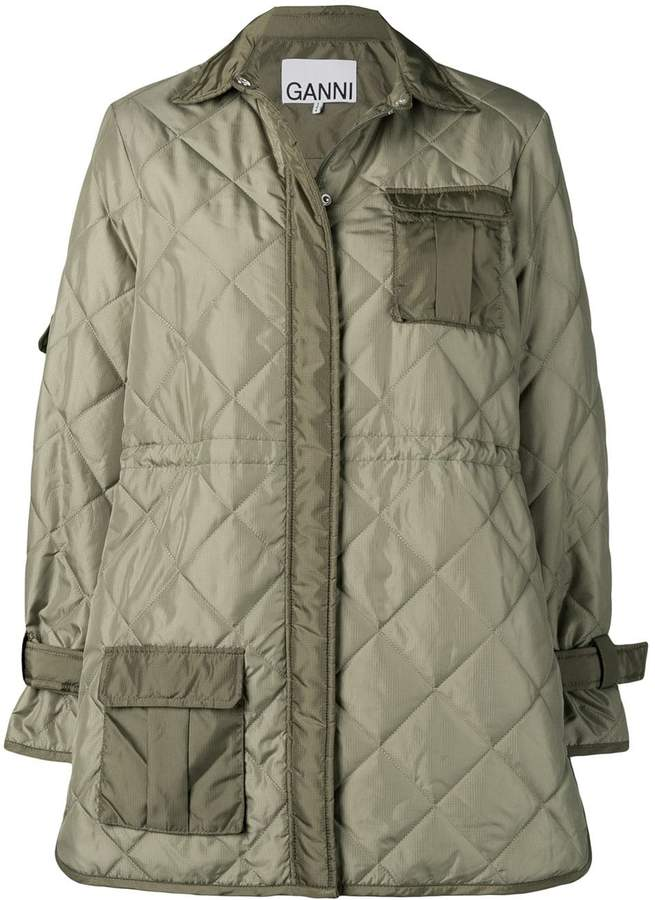 f199fe916 Aloe quilted coat