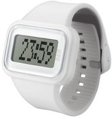 "o.d.m. Unisex DD125A-2 ""Rainbow"" Watch with White Band"