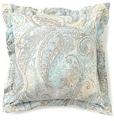 Villa by Noble Excellence Solana Paisley Percale Square Pillow