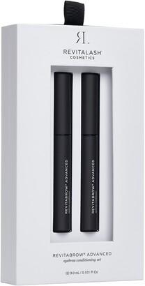RevitaLash RevitaBrow(R) ADVANCED Eyebrow Conditioner Duo