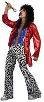 Rubie's Costume Co Costume Heavy Metal Hero, Multicolored, One Size Costume