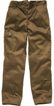 Dickies Redhawk Super Work Trousers Combat Cargo Pant Khaki