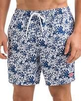 Vineyard Vines Ocean Floral Bungalow Swim Shorts