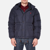 Polo Ralph Lauren Down Filled Hooded Jacket Worth Navy