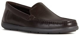 Geox Men' Devan Leather Slip-On Shoes