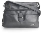 Milano Harriet cross body bag with multiple zip pockets