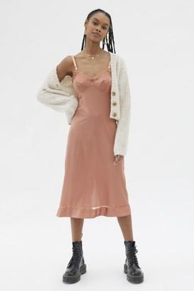 Urban Renewal Vintage Recycled Slip Dress