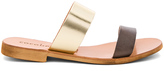Cocobelle Leather Slide Sandals