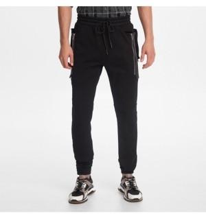 Karl Lagerfeld Paris Men's Zip Gusset Jogger
