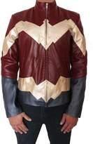 Finest Collections Wonder Women 2017 Gal Gadot Leather Jacket (XL, )