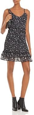 Aqua Smocked Ruffled Dress 100% Exclusive