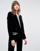 Paul Smith Velvet Blazer